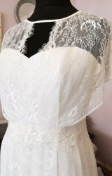 Sassi Holford | Wedding Dress | Fit to Flare | W691L