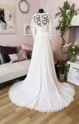 Sassi Holford | Wedding Dress | Aline | W698L
