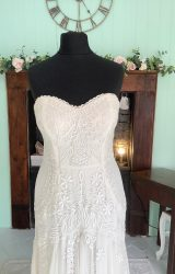 Temperley | Wedding Dress | Fit to Flare | SH117S