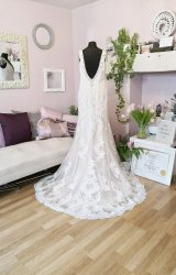 Eternity | Wedding Dress | Fit to Flare | W700L