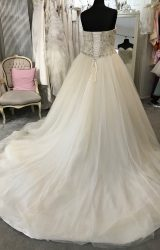 L Q Designs | Wedding Dress | Princess | M111S