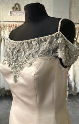 Art Couture | Wedding Dress | Fit to Flare | M127S