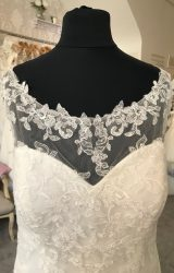 Pure Bride | Wedding Dress | Fishtail | M129S