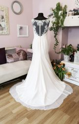 Private Label | Wedding Dress | Fit to Flare | W706L