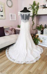 Eternity | Wedding Dress | Fit to Flare | W707L