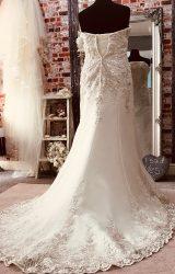 Justin Alexander | Wedding Dress | Fit to Flare | CA134G