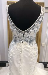 Randy Fenoli | Wedding Dress | Fishtail | WF188H