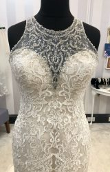 Stella York | Wedding Dress | Fit to Flare | WF186H