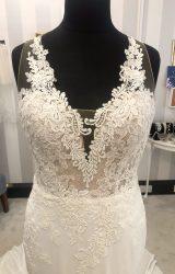Pronovias | Wedding Dress | Fit to Flare | WF185H