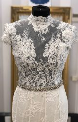 Bowen Dryden | Wedding Dress | Fit to Flare | WF190