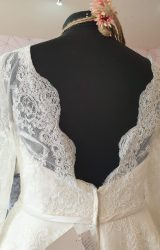 Lou Lou | Wedding Dress | Tea Length | N179G