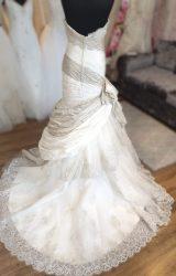 Ian Stuart   Wedding Dress   Drop Waist   N130