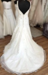 Morilee | Wedding Dress | Fit to Flare | N202G