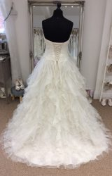 Morilee   Wedding Dress   Aline   LE263M
