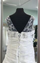 Sonsie   Wedding Dress   Aline   D1036K