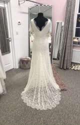 Temperley | Wedding Dress | Fit to Flare | D1041K