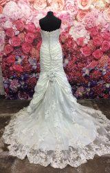 Ian Stuart | Wedding Dress | Drop Waist | ST253
