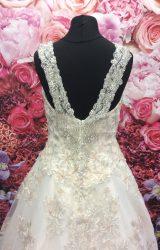 Christine Dando | Wedding Dress | Aline | ST396S