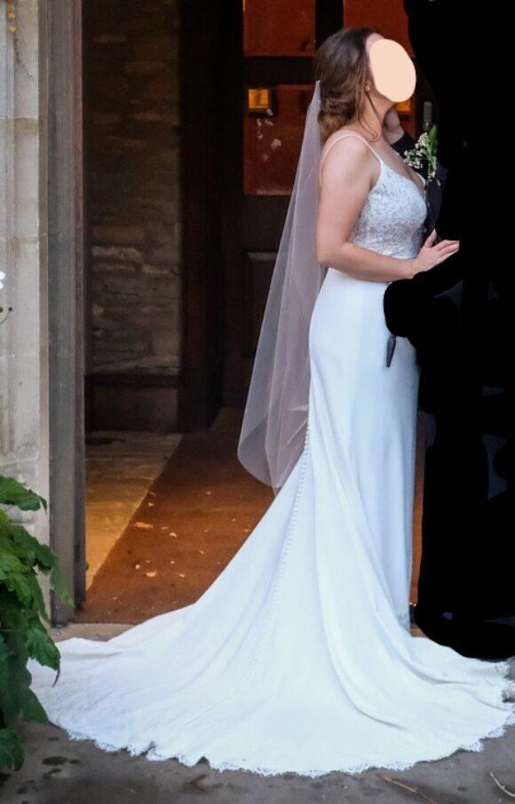 Kelly Faetanini | Wedding Dress | Fit to Flare | C2108