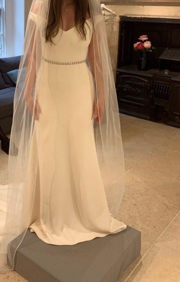 Tara Keely | Wedding Dress | Straight | C1740