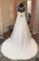 Hermione | Wedding Dress | Aline | T47F