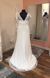 Special Day | Wedding Dress | Fit to Flare | T45F