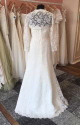 La Sposa | Weddign Dress | Fit to Flare | T5F