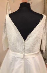 Lace Wings | Wedding Dress | Aline | T3F