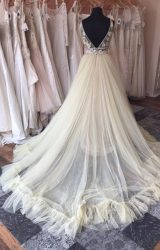 Bowen Dryden | Wedding Dress | Aline | T42