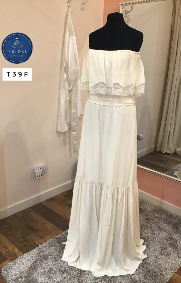 Temperley | Wedding Dress | Column | T39F
