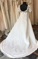 Forever Yours   Wedding Dress   Aline   T43F