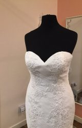 Enzoani | Wedding Dress | Fishtail | T21F