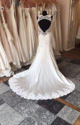 Sophia Tolli | Wedding Dress | Fit to Flare | T17F