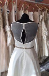 Alan Hannah | Wedding Dress | Tea Length | T1F