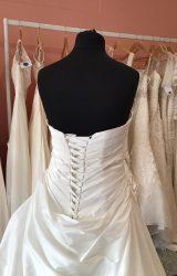 Enzoani | Wedding Dress | Aline | T12F