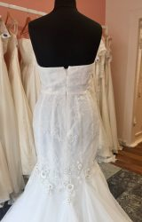 Enzoani | Wedding Dress | Fishtail | T19F