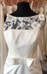 Enzoani | Wedding Dress | Fit to Flare | T16F