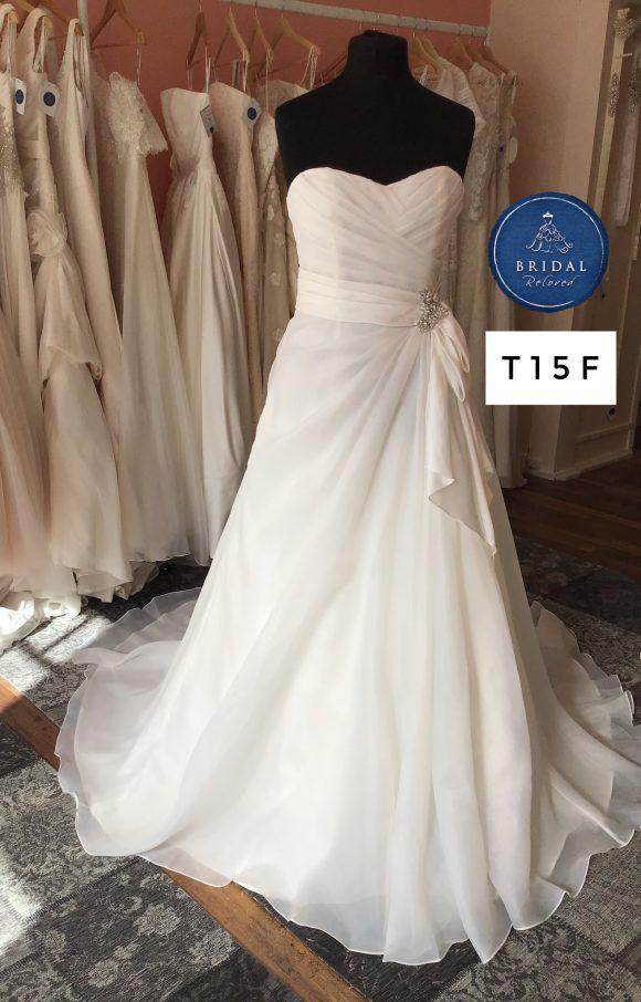Enzoani   Wedding Dress   Aline   T15F