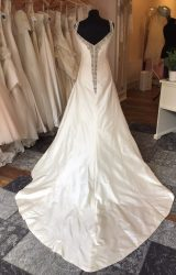 Alan Hannah | Wedding Dress | Fit to Flare | T28F