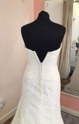 Justin Alexander | Wedding Dress | Fit to Flare | T24F