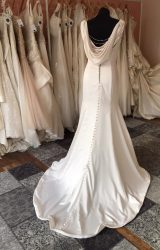 Benjamin Roberts | Wedding Dress | Fit to Flare | T8F