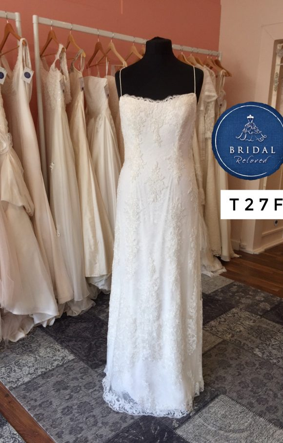 Benjamin Roberts   Wedding Dress   Column   T27F