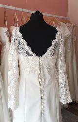 Sassi Holford | Wedding Dress | Fishtail | T46F