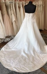 Wedding Collection | Wedding Dress | Aline | T50F