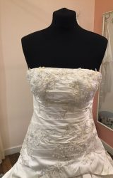 Enzoani | Wedding Dress | Aline | T10F