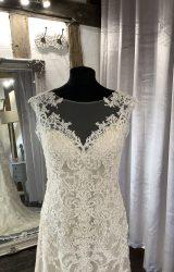 Maggie Sotterro   Wedding Dress   Fit to Flare   LA75L