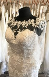 True Bride | Wedding Dress | Fit to Flare | C177JL