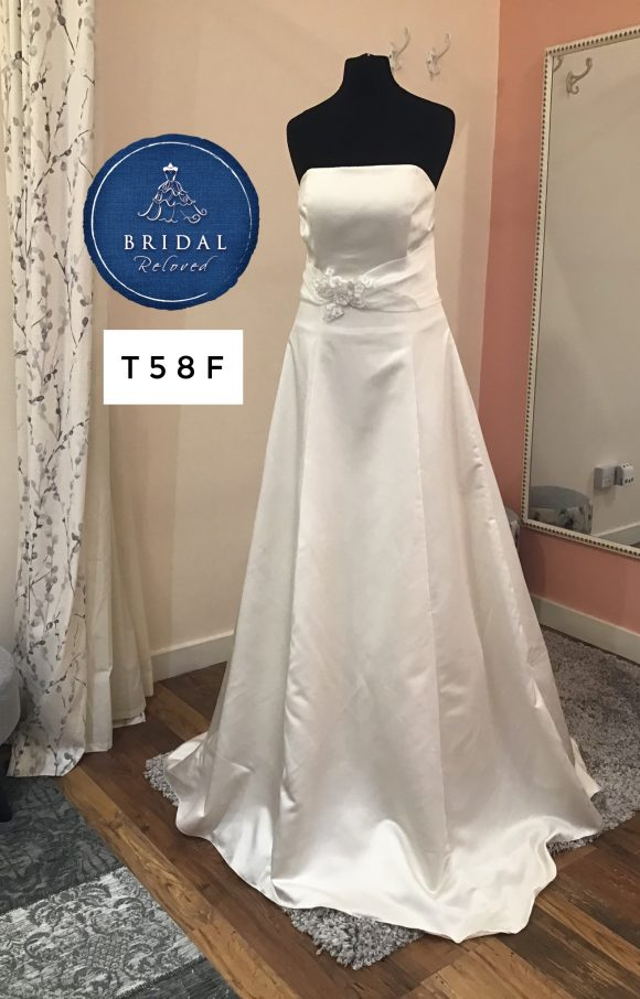 Forever Yours   Wedding Dress   Aline   T58F