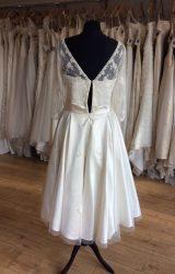 Lou Lou | Wedding Dress | Tea Length | L387C