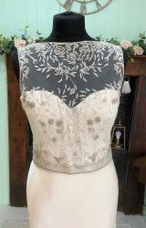 Catherine Deane | Wedding Dress | Column | SH121S